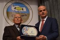 AHMET AKAY - 51 Yıllık Başkan Koltuğu Bıraktı