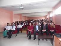 AFAD Müdürü Aygan, Öğrencileri Bilgilendirdi