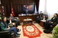 AGC'den Cumhuriyet Başsavcısı Sedat Çelik'e Ziyaret