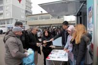 GRİP - Ahlat'ta Kanser Haftası Etkinliği'