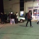AK Parti Kocaali İlçe Gençlik Kolları Başkanı Silahlı Saldırıya Uğradı