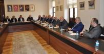 BAYRAM ÖZTÜRK - AK Parti Trabzon SKM Ve İlçe Başkanları Toplantısı
