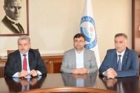 YUSUF ŞAHIN - Aksaray'da Üreticilere Üniversite Eğitim Desteği