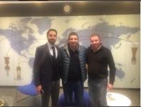 MILAN - Antalyaspor Başkanı Öztürk, İtalya Temaslarına Devam Ediyor