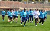 CENGIZ AYDOĞAN - Aytemiz Alanyaspor, Medipol Başakşehir Maçı Hazırlıklarını Sürdürdü