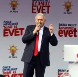 Başbakan Yıldırım Açıklaması 'Kılıçdaroğlu İstiyorsa Gelsin Muavin Olsun, Engel Yok'