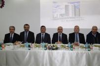 ERTAN PEYNIRCIOĞLU - Başkan Akdoğan, İstihdam Kurulu Toplantısına Katıldı