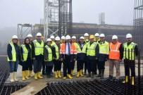 NILGÜN MARMARA - Başkan Albayrak Yeni Hizmet Binası İnşaatında İnceleme Yaptı
