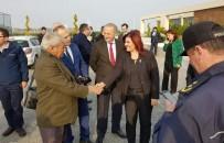 AYDIN VALİSİ - Başkan Çerçioğlu, Turizm Tanıtım Platformu Toplantısına Katıldı