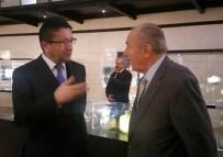 Başkan Tiryaki'den Müze Ziyareti