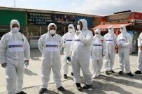 KANSEROJEN MADDE - Başkent'te Yıkımı Başlayan Havagazı Fabrikası İçin Eylem