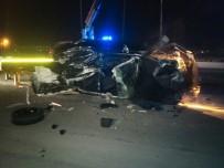 ADNAN YıLMAZ - Başkent'te Zincirleme Trafik Kazası Açıklaması 6 Yaralı