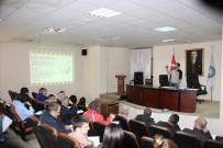 İŞ KAZASI - Belediye Personeline İş Sağlığı Ve Güvenliği Eğitimi Verildi