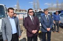 SERVİS ARACI - Bozüyük Belediyesi Araç Filosuna Yenilerini Ekledi