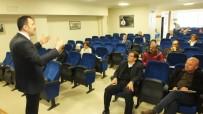 Burhaniye'de Ticaret Odası Seminer Düzenledi