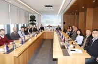 BORU HATTI - Bursagaz, Doğalgaz Şebekesindeki Risk Ve Değerlendirme Raporunu Paylaştı
