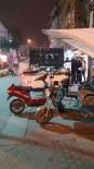 ELEKTRİKLİ BİSİKLET - Çark Caddesinde Bisiklet Kullananların Bisikletleri Toplandı
