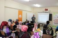 Çiftçi Kadınlara Girişimcilik Eğitimleri Veriliyor