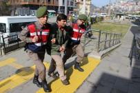İKİNCİ EL EŞYA - Depo Hırsızı Jandarma Tarafından Yakalandı