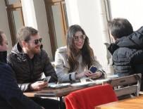 ÖNDER FIRAT - Engin Öztürk-İdil Fırat altı ay sonra yeniden barıştı