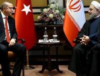 EKONOMİK İŞBİRLİĞİ TEŞKİLATI - Erdoğan Ruhani ile baş başa görüştü