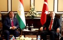 EKONOMİK İŞBİRLİĞİ TEŞKİLATI - Erdoğan Tacik Mevkidaşıyla Görüştü