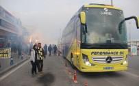 FENERBAHÇE BAŞKANI - Fenerbahçe kafilesi Kayseri'de