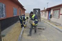 HıZLı TREN - Fevzi Çakmak Mahalesi'nde Yol Çalışması