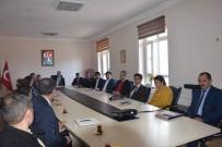 AHMET BARıŞ - Gemerek'te Halk Eğitimi Planlama Ve İşbirliği Komisyonu Toplantısı Yapıldı
