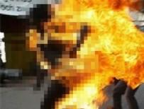 KADIN CİNAYETLERİ - Genç kadını 'şeytan çıkarma ayininde' yaktılar!