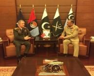 DENIZ KUVVETLERI KOMUTANı - Genelkurmay Başkanı Orgeneral Akar, Pakistan'a Resmi Ziyarette Bulundu