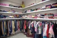 KONAKLı - Gönül Pınarı 3 Yılda 104 Bin Parça Kıyafeti İhtiyaç Sahiplerine Ulaştırdı