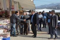 PAZARCI - Görele Belediye Başkanı Erener, Pazar Yerini Gezdi