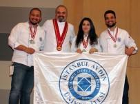 İSTANBUL AYDIN ÜNİVERSİTESİ - İAÜ Gastronomi Öğrencileri Universiade 2017'De 5 Ödül Aldı