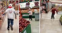 İngilizce Alışveriş Oyunu İle Markette Yarıştılar