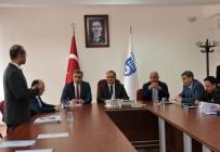 ERTUĞRUL ÇALIŞKAN - Karaman'da 112 Acil Çağrı Merkezi Koordinasyon Kurulu Toplandı