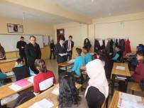 SONER KIRLI - Kaymakam Kırlı'nın Okul Ziyaretlerine Devam Ediyor