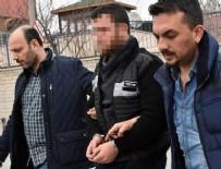BOMBA İMHA UZMANLARI - Konya'da 'canlı bomba' diye yakalanan kişi defineci çıktı