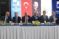 KONYA TICARET ODASı - Konya SMMMO Muhasebeciler Haftasını Kutladı