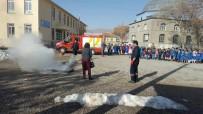 KARACADAĞ - Kulu'da Yangına Müdahale Ve Kurtarma Tatbikatı Yapıldı