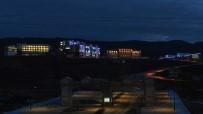 BARTIN ÜNİVERSİTESİ - Kutlubey Kampüsü Işıklandırması Görsel Şölen Sunuyor