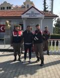 ÇOLAKLı - Manavgat Adliyesinden Firar Eden Şahıs Yakalandı