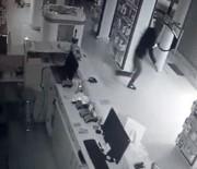 SOYGUN - Maskeli Cep Telefonu Hırsızları Kamerada
