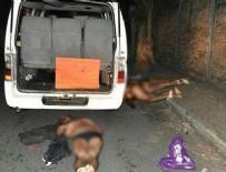 MIGUEL - Katliam! Sahilde 11 ceset bulundu