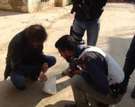 ZIRHLI ARAÇLAR - Mersin'de Uyuşturucu Satıcılarına Film Gibi Operasyon