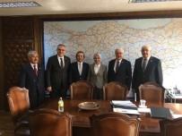 İSMAİL KARTAL - Milletvekili Yüksel'den İhale Müjdesi