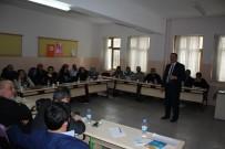 AŞKIN ÖĞRETMEN - Nevşehir'de 200 Öğretmen Atölye Çalışmasına Katıldı