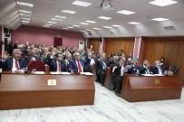 KAZıM KURT - Odunpazarı Belediye Meclisi 2017 Yılı Mart Ayı Toplantısı