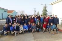 FEN BILGISI - Ortaokul Öğrencileri İçme Suyu Arıtma Tesisini İnceledi