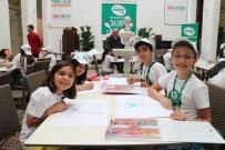 ÇOCUK TİYATROSU - Pınar, Çocuklara Resim Yapmayı İl İl Gezerek Sevdiriyor